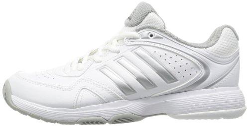 Bianco running White weiß Da Scarpe Donna Str Silver Adidas Ambition Metallic 1 Black Viii Ftw Tennis G64790 qAwTv8p