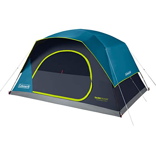 Coleman 8-Person Dark Room Skydome Camping Tent