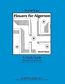 flowers for algernon student packet by novel units inc novel flowers for algernon novel ties study guide teacher s edition workbook