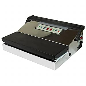 Weston 65-0601-W PRO-1100 Stainless Steel Vacuum Sealer – it is good and meets expectations