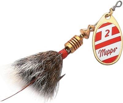 Mepp's Dressed Aglia 1/4oz Gold/Red/White