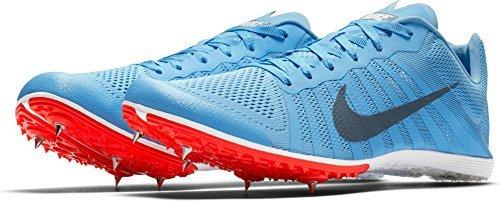 Bright 446 Baskets Zoom D Adultes Unisexes football Bleu Nike Crimson Fox w8qvSF