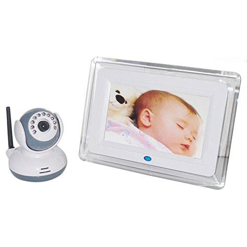 New Landing 7 Inch Digital Wireless Baby Monitor by New Landing