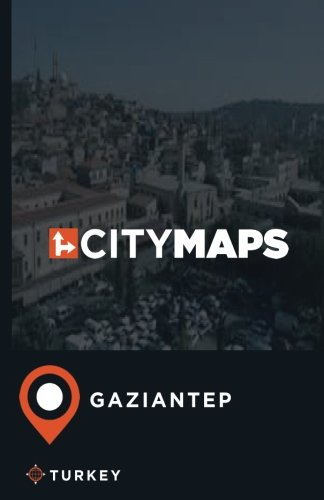 City Maps Gaziantep Turkey
