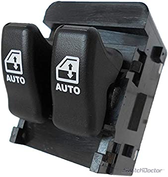 Amazon Com Switchdoctor Window Master Switch For 2000 2005 Chevrolet Venture Automotive
