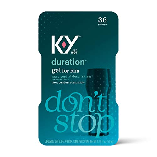 Duration Gel for Men