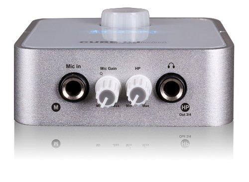 [해외]아이콘 - 큐브 DJ 미니 - USB 오디오 인터페이스/Icon - Cube DJ Mini - USB Audio Interface