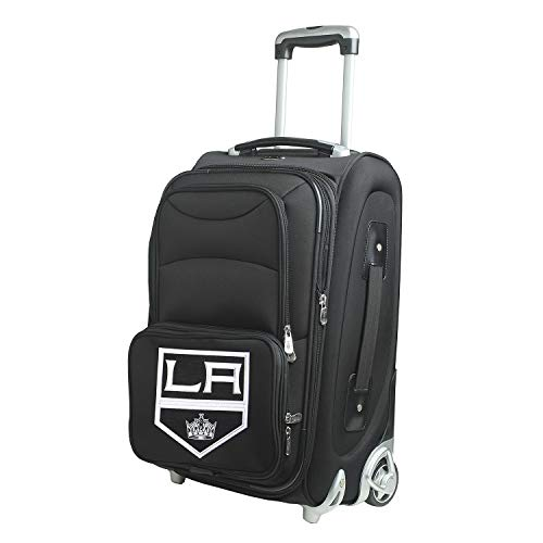 Denco NHL Los Angeles Kings 21-inch Carry-On Luggage