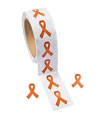 Awareness Stickers LEUKEMIA MULTIPLE SCLEROSIS