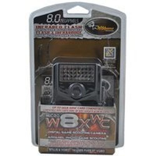 New Wildgame Innovations W8xc Usa Made Digital Game Scouting Hunting Camera 8.0