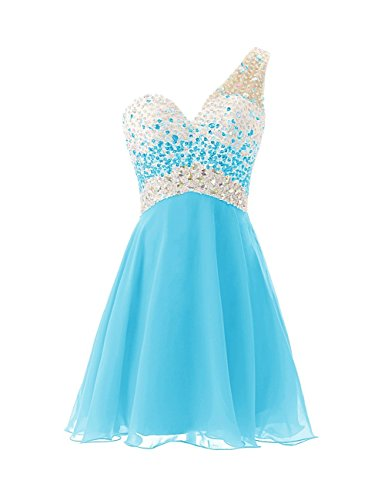 Homecoming Lang Abendkleid Kurz Dresses Fanciest Blue Dresses Blue 2016 Kleid Formal Women's txq48nU1