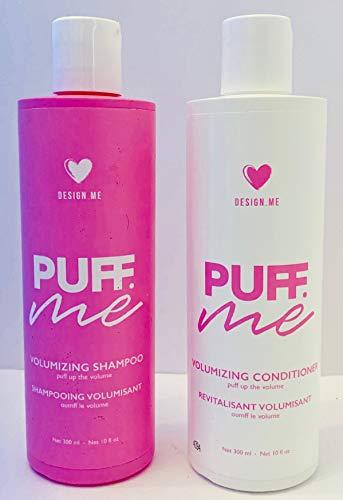 PUFF ME Volumizing Shampoo 10oz and Conditioner 10oz
