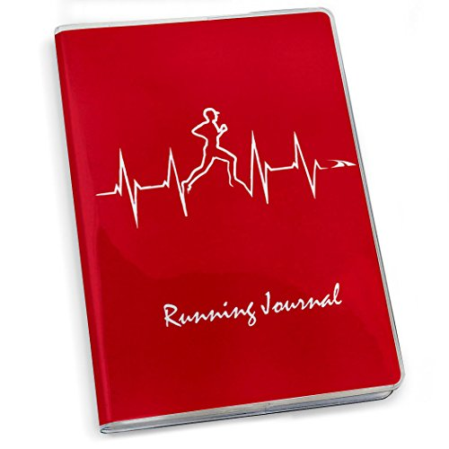 Goneforarun Running Journal Heartbeat Runner Male