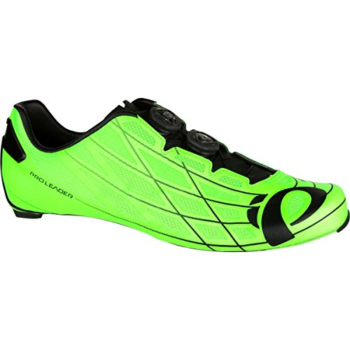 Pearl Izumi Pro Leader III Limited Edition Cycling Shoe - Men's Screaming Green, 47.0