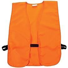 Allen Company Orange Youth Safety Vest Chest, Blaze, 26-Inch to 36-Inch