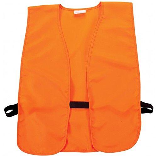 """Allen Company orange Big Man sécurité Chest Vest, 52 """"- 64"""" poitrine"""