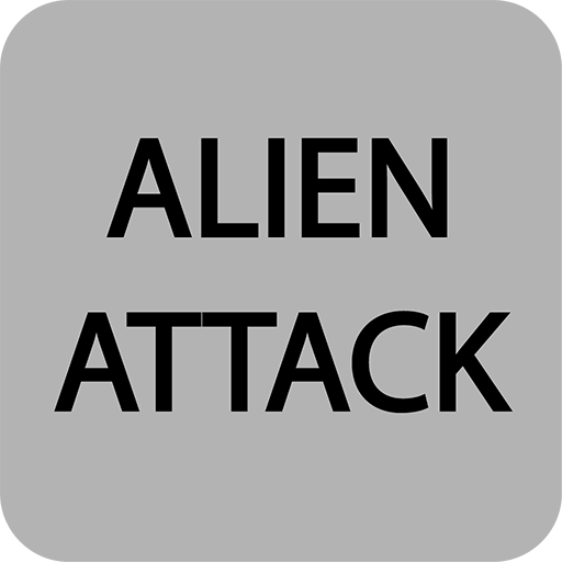 Alien Attack - The At Shops Mission