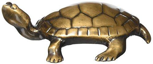 Turtle Sculpture Outdoor Art - Bronze