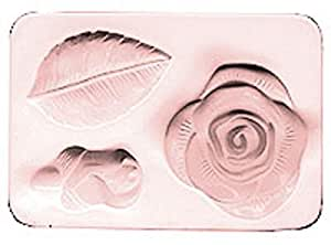 Push Mold Large Rose