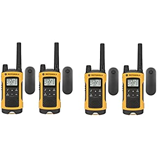 Sale Off Motorola Talkabout T402 FRS/GMRS Two-Way Radio 4-Pack