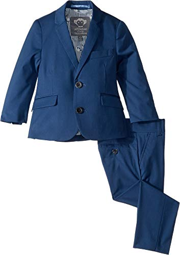 Appaman Kids Baby Boy's Mod Suit (Toddler/Little Kids/Big Kids) Insignia 16]()