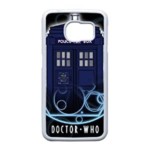 Doctor Who For Samsung Galaxy S6 Edge Custom Cell Phone Case Cover 89II659607