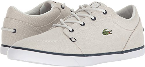 Lacoste Heren Bayliss 118 3 Off-white / Navy