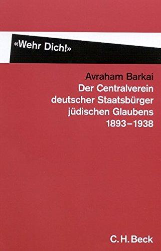 Wehr Dich! Gebundenes Buch – August 2002 Avraham Barkai Wehr Dich! C.H. Beck Verlag 3406495222