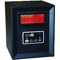 Comfort Glow Compact Infrared Quartz Heater, 5120 BTU - QDE1340