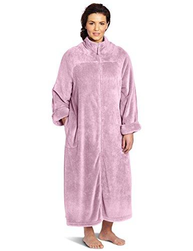 Plus Size Stretch Robe - 5