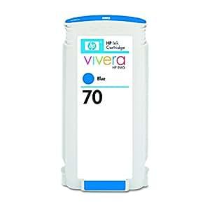HP C9458A - Cartucho de tinta, 130 ml, Azul
