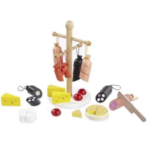 howa - Set de saucisse et du fromage pour jouer 4858
