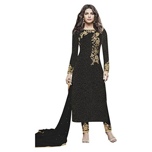 davanti donne salwar su 2535 priyanka emporium formale EMPORIUM dritto misura estate fessura abito ETHNIC chopra indiane costume collezione etnico bollywood casual abito qB6wnSOP