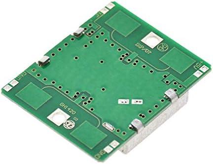 TECNOIOT 2pcs HB100 Microwave Motion Sensor 10.525GHz Doppler Radar Detector