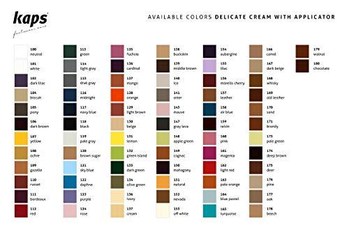 – Applicatore Sintetica E Crema 161 Varie Delicate Naturale Magenta 50 Pelle Kaps Colorazioni Cream Per Con Ml qfEU4Cwx