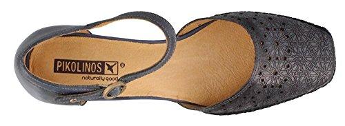 Sandali Pikolinos Gomera W6r-5830 Sandalo Con Cinturino Da Donna, Numero Di Scarpe: 40; Colore: Blu
