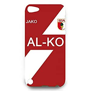 Popular Design FC AL-KO Collection Football Club Phone Case Cover For Ipod Touch 5Th 3D Plastic Phone Case