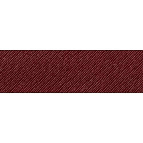 Sunbrella 1in 2-Fold Binding Burgundy (100 Yard Roll)