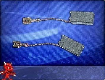 Escobillas de carbón para Hilti atornillador SF 4000: Amazon ...