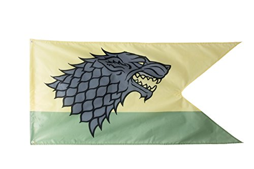 Game of Thrones Outdoor Flag (House Stark)