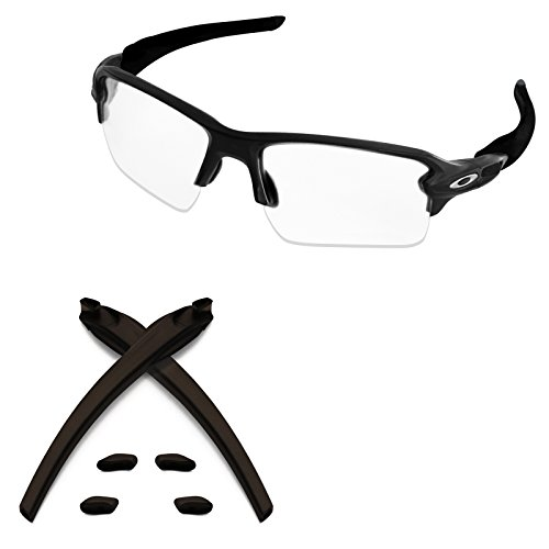 d5df9a430c Tintart Rubber Kits Earsocks   Nosepieces Compatible with Oakley Flak  2.0 2.0 XL