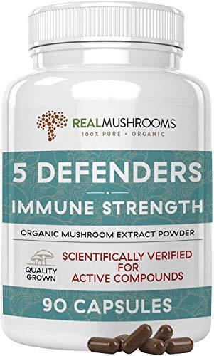 5 Defenders Mushroom Extract