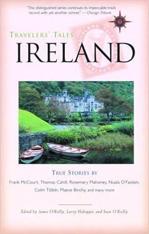 Travelers' Tales Ireland: True Stories (2003-05-24)