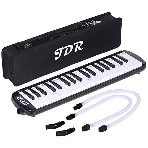 JDR Melodica instrument 37 Keys Piano Style Keyboard Standard Tone