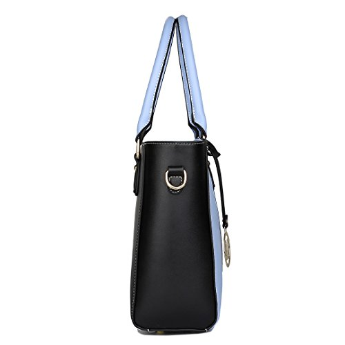 Handbags A4 Tote Lulu Size 1641 Blue Great Women Shoulder Bags Miss Large Handbag qvXwaBa