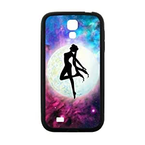 Cool painting Dancing under moon Bisyozyo Cell Phone Case for Samsung Galaxy S4