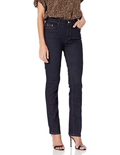 Calvin Klein womens Straight Leg, rinse, 26
