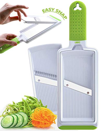 2-in-1 Handheld Vegetable Slicer - Sharp Hand