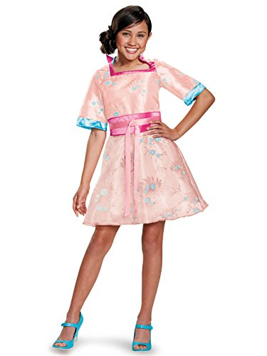 Disguise 88138K Lonnie Coronation Deluxe Costume, Medium (7-8) ()