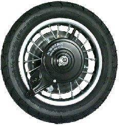 Razor Pocket Mod Rear Wheel Assembly (Version 31+)